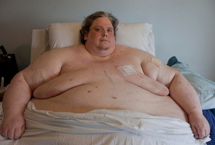 Fat Men In The World 12