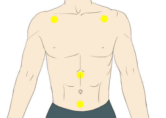 testosterone abdominal fat