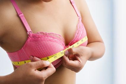 Teens breast growth
