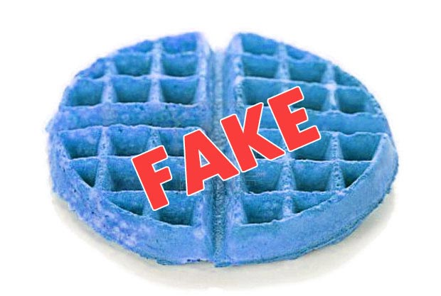 Blue Waffles | www.imgkid.com - The Image Kid Has It!