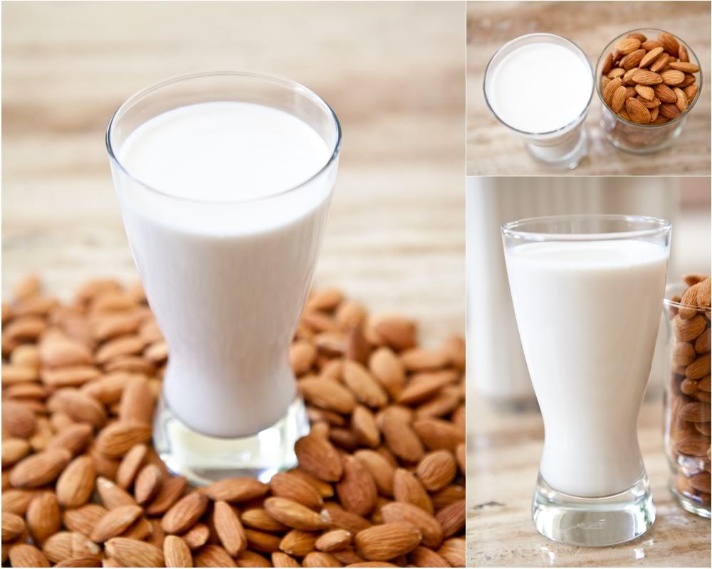 Allmond milk