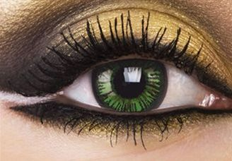 Dark Green Eye Contacts 5 Types of Gree...
