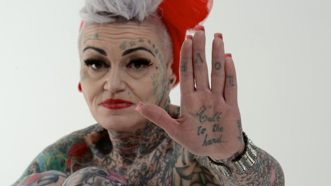 Naked People With Tattoos 64