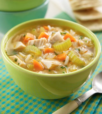 Recipe with chicken carrots and celery