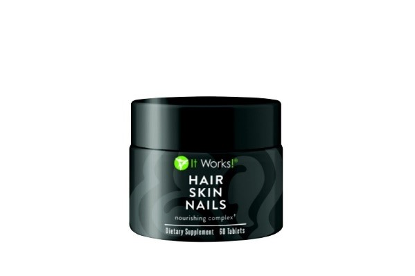 It Works Hair Skin and Nails Reviews | New Health Advisor