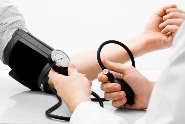 why does your blood pressure drop