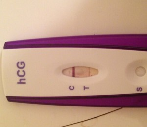What Does Evaporation Line on Pregnancy Test Mean? | New Health ...