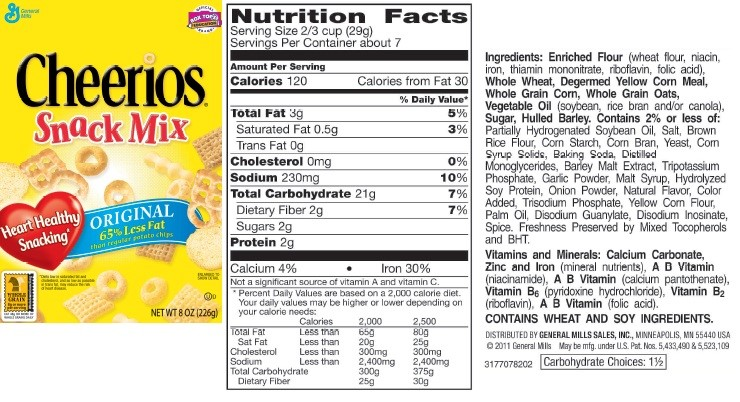 are cheerios good for you? | new health advisor