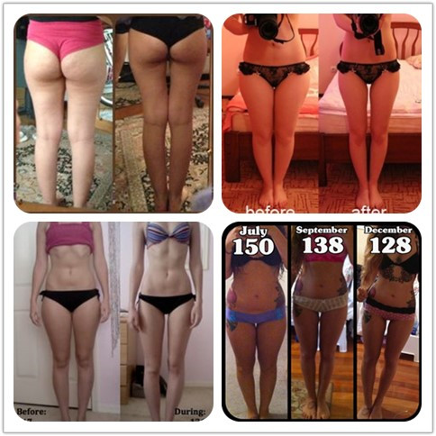thigh gap before and after pictures10 ways to get sexy