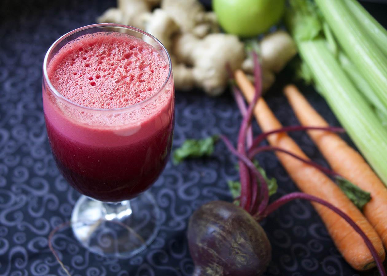 How To Make Carrot Juice New Health Advisor