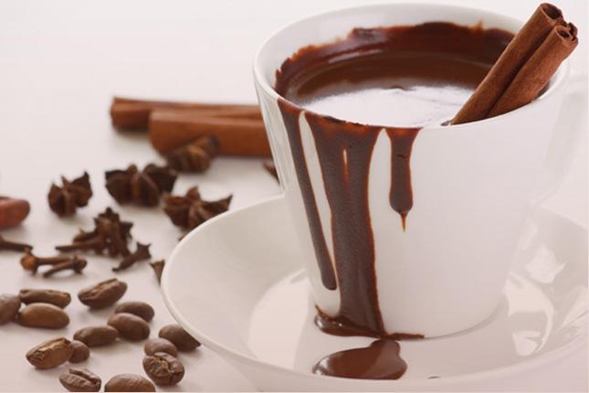 Cocoa Dark Chocolate Caffeine