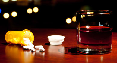 Drinking Alcohol While Taking Depression Medication