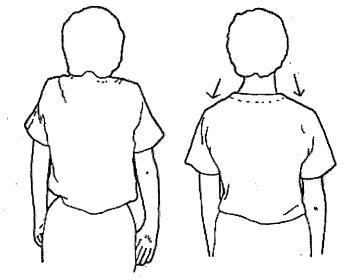 shoulder shrug exercise instructions