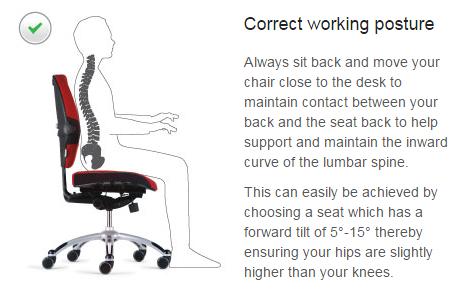 How To Maintain Proper Sitting Posture New Health Advisor
