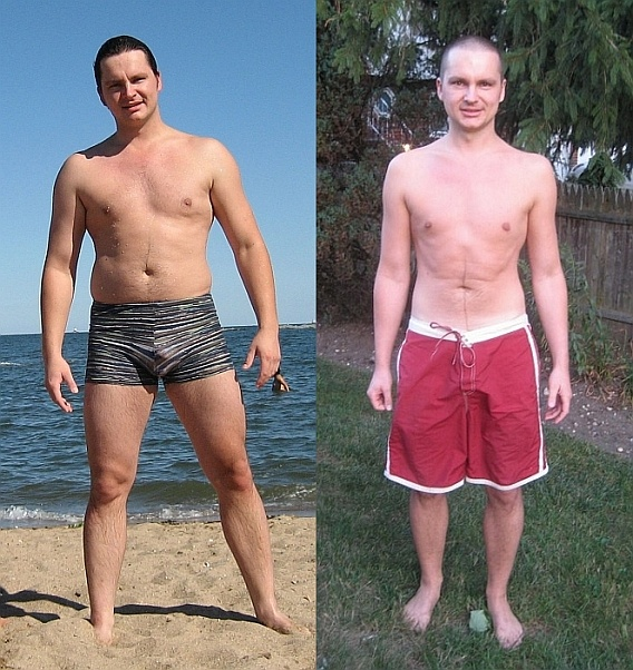 Raw Food Diet Weight Loss Before And After