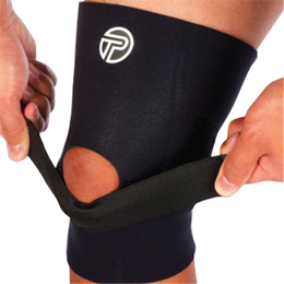8b9e7a8426 ... the lift design works well for conditions like Osgood Schlatter,  arthritis, chondromalacia, tendinitis and other problems related to the  knees.