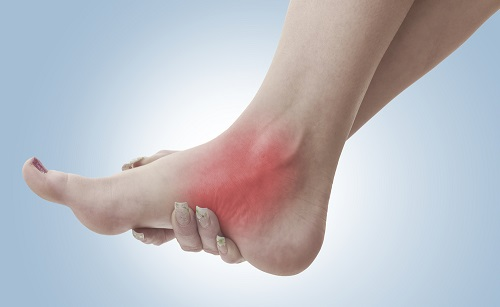 causes of and ways to deal with ankle pain after running | new, Skeleton