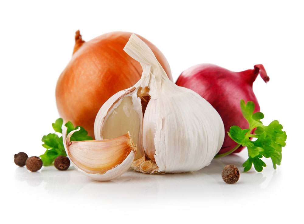 Onion Garlic