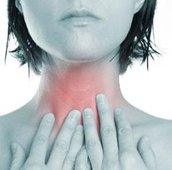 symptoms Deep throat