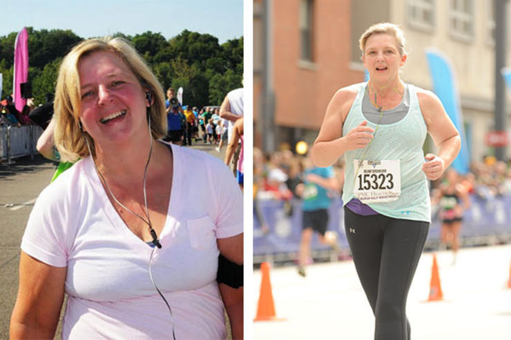 Changes Between Running Before and After with Photos | New ...