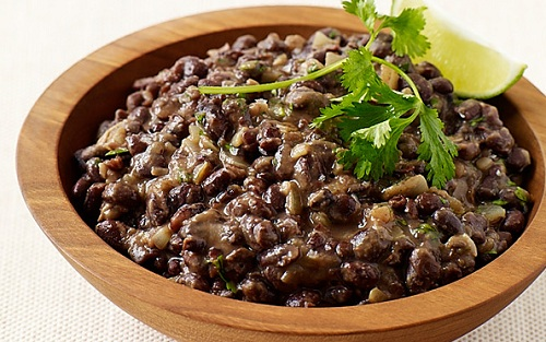how to know when black beans are cooked