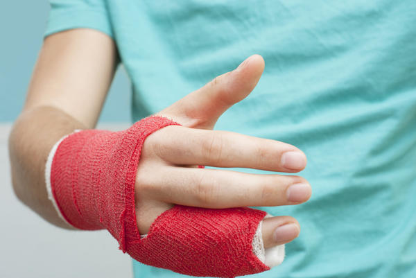 Excellent treatment for broken thumb bones consider, that