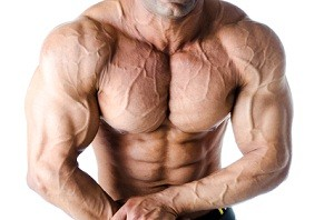 how to make veins pop out