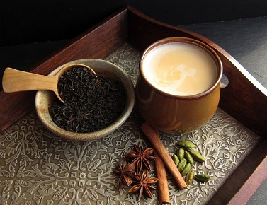black chai tea health benefits