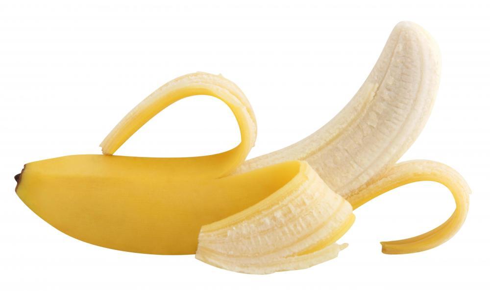 How Much Fiber In A Banana