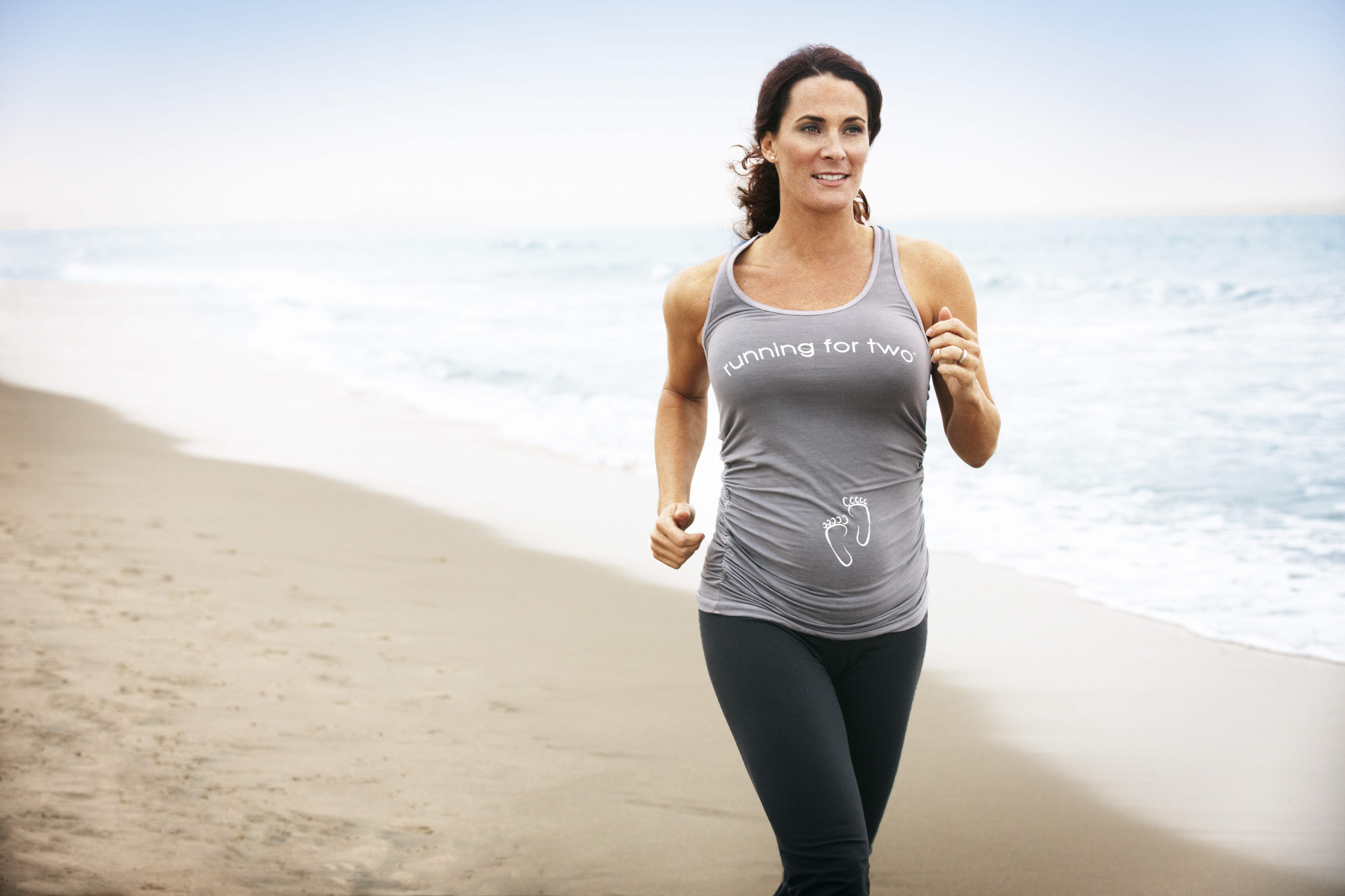 Can I Still Go Running While Pregnant? | New Health Advisor