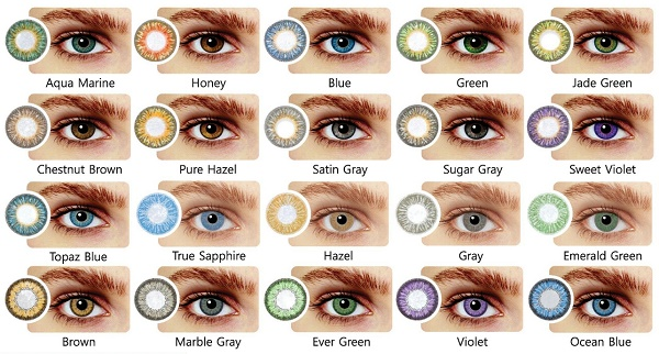 How To Change Your Eye Color With 5 Great Methods New Health Advisor
