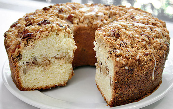 Easy Sour Cream Pound Cake Mix Recipe