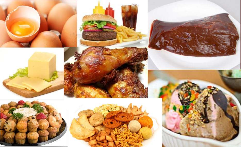 Which Foods Are Known To Be High In Bad Cholesterol