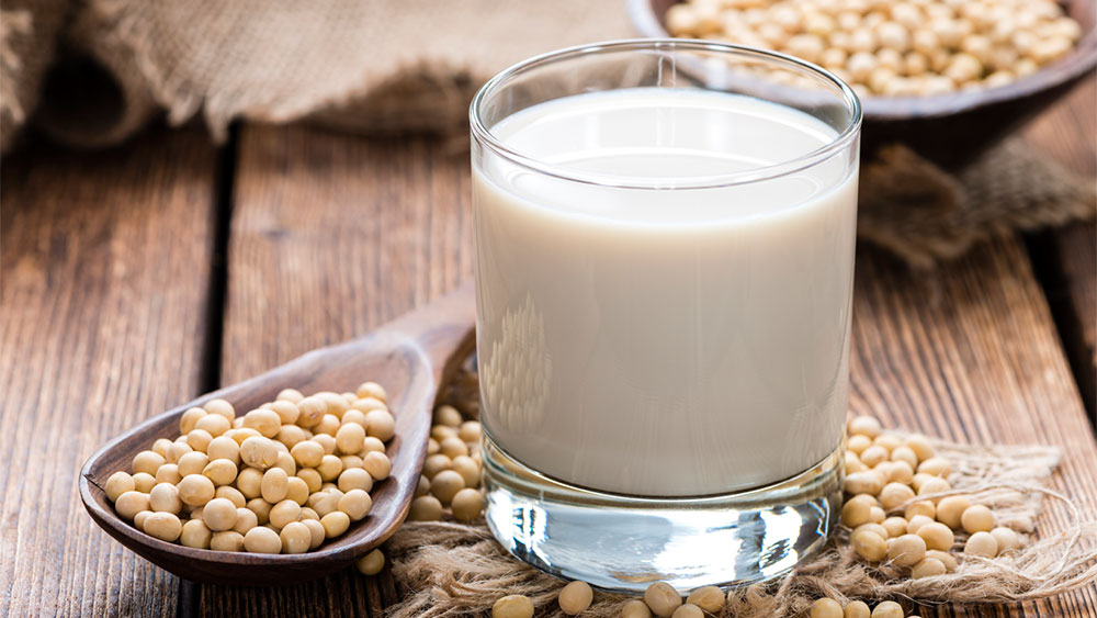 Image result for Soy milk