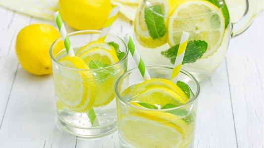 Effects Of Drinking Lemon And Lime Water