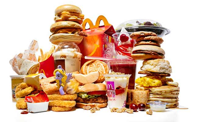 Why People Eat Junk Food