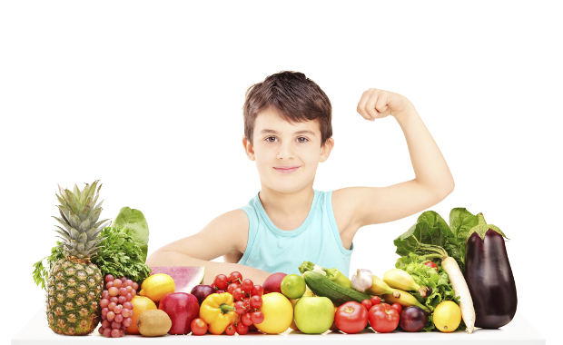 Tips to Boost Your Children's Immune System | New Health ...